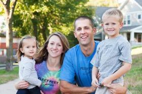 Matt & Jessica Anderson & Family