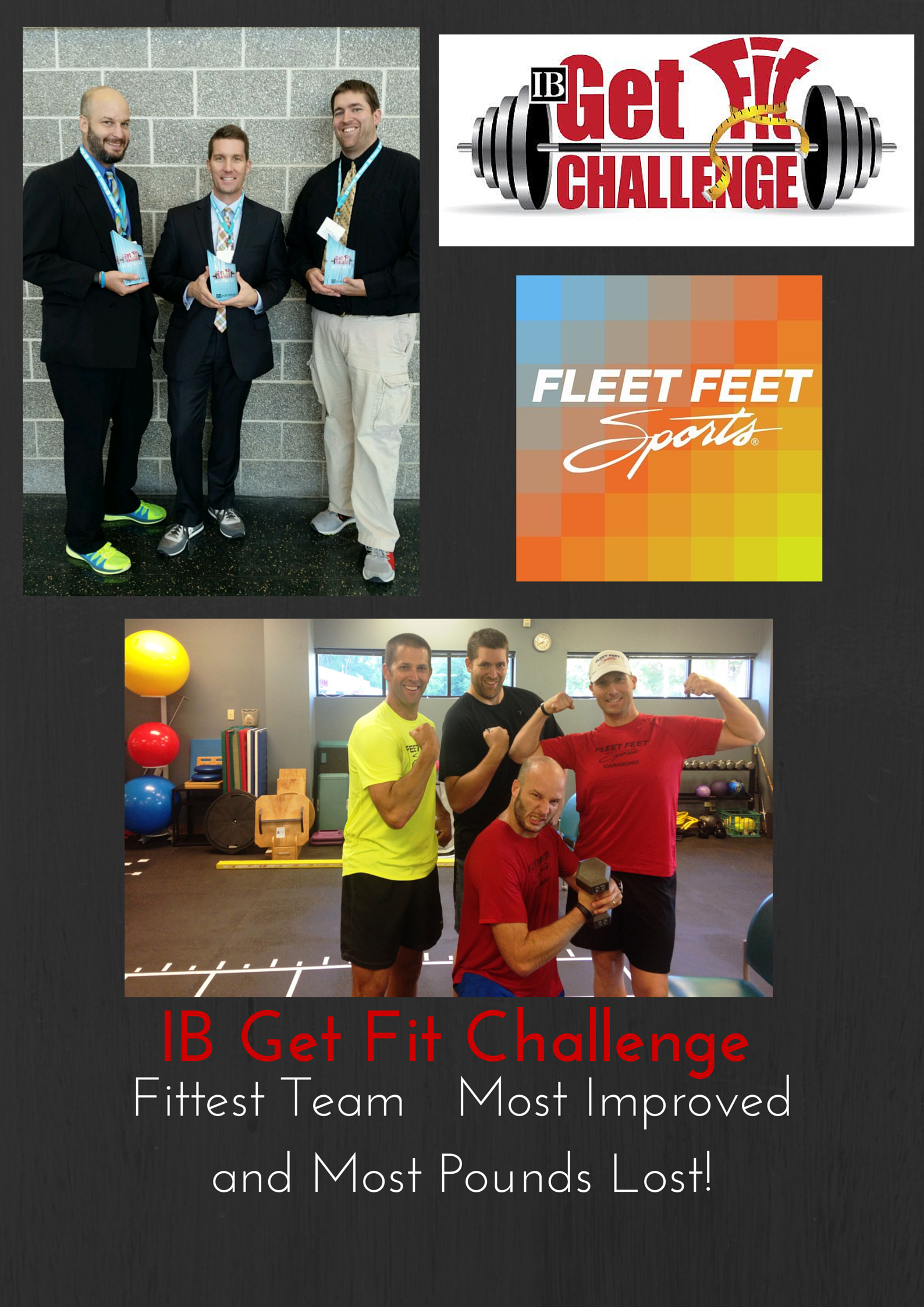 In Business Fitness Challenge Winners 2014 Fleet Feet Sports Madison