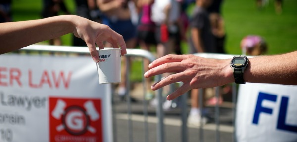 on Marathon Spring Events- Aid Station by Fleet Feet Sports Madison