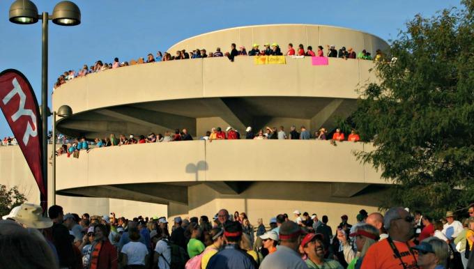 Fleet Feet Sports Madison is seeking volunteers to help at Ironman Wisconsin