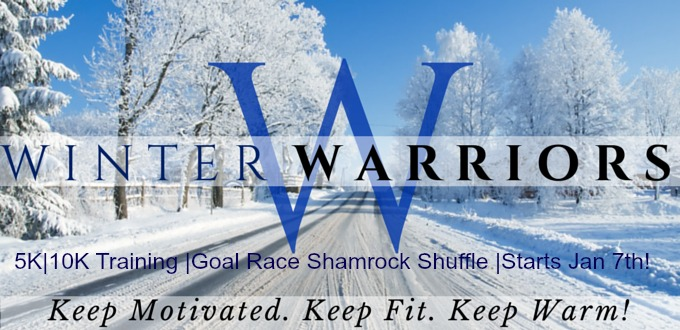 Winter Warrior Training at Fleet Feet Sports Madison & Sun Prairie