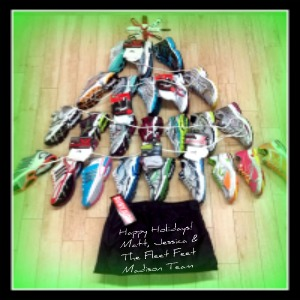 Happy Holidays From Fleet Feet Sports Madison