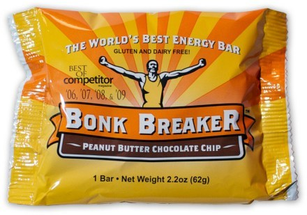 Fleet Feet Sports Madison carries Bonk Breakers.  The World's Best Energy Bar