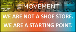 Fleet Feet Sports Madison-Be the Movement