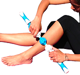 Addaday Massage Roller at Fleet Feet Sports Madison