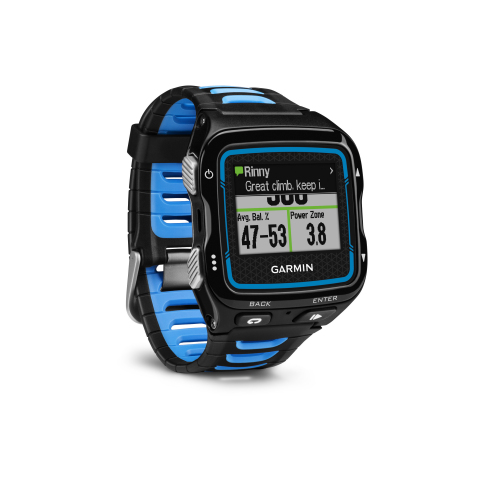 Garmin Forerunner 920XT at Fleet Feet Sports Madison & Sun Prairie