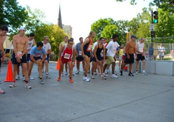 Capitol Mile sponsored by Fleet Feet Sports Madison & Sun Prairie