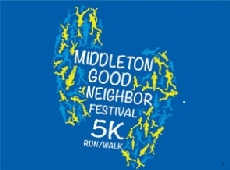 Middleton Good Neighbor Fest 5K Sponsored by Fleet Feet Sports Madison & Sun Prairie