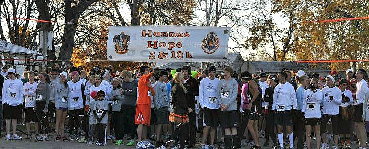 Hanna's Hope 5K & 10K Run/Walk sponsored by Fleet Feet Sports Madison & Sun Prairie