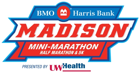 BMO Harris Bank Madison Mini Marathon & 5K-Sponsored by Fleet Feet Sports Madison