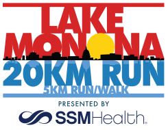 Lake Monona 20K & 5K Run sponsored by Fleet Feet Madison & Sun Prairie