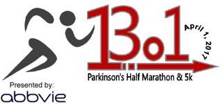 Parkinson's Half Marathon & 5K