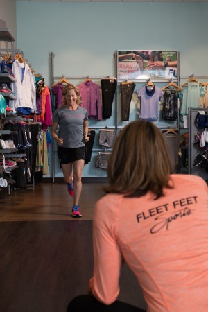 FIT Process at Fleet Feet Sports Madison & Sun Prairie