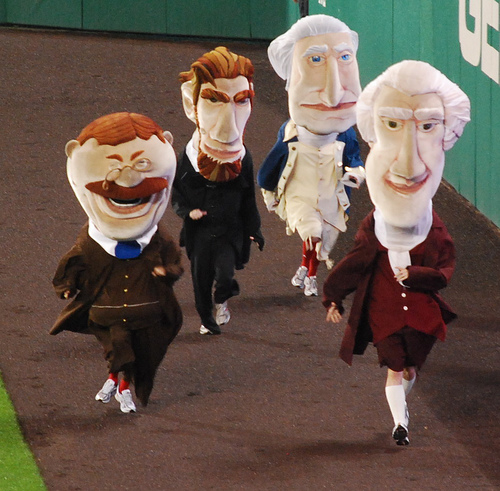 Presidents Sale at Fleet Feet Sports Madison