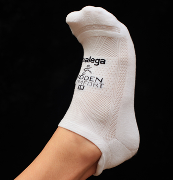 balega socks at Fleet Feet Sports Madison & Sun Prairie