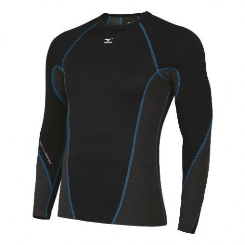 Mizuno Breath Thermo Top at Fleet Feet Sports Madison & Sun Prairie