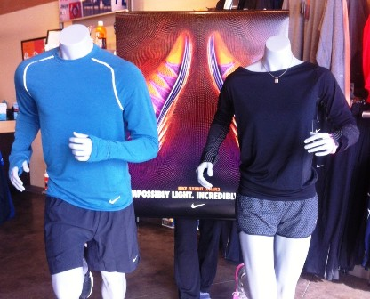 Nike Apparel at Fleet Feet Sports Madison