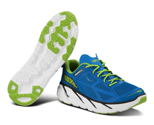 Hoka One One Clifton at Fleet Feet Sports Madison