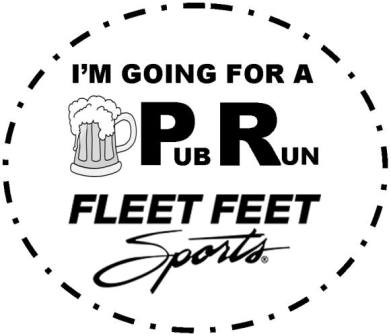 Fleet Feet Sports Madison Weekly Pub Run