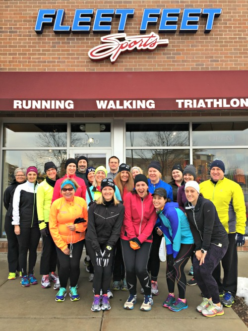 Winter Warriors Training Fleet Feet Sports Madison