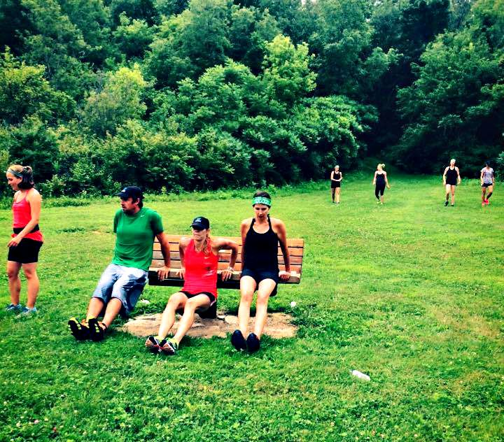 Fleet Feet Training Adventure with Woodall Training